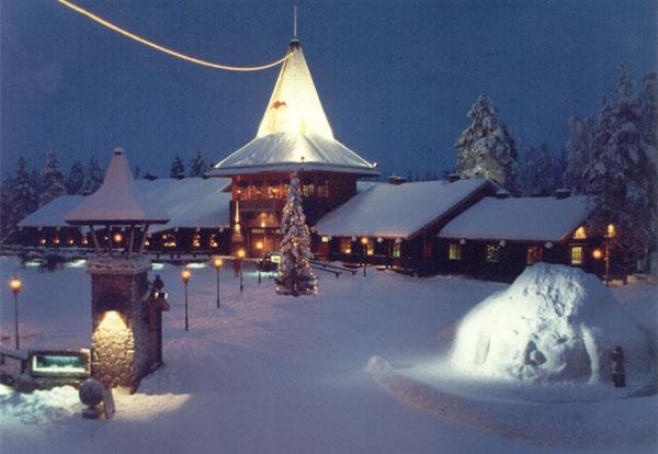 Especial navidad alto y claro - La casa de papa noel alicante ...